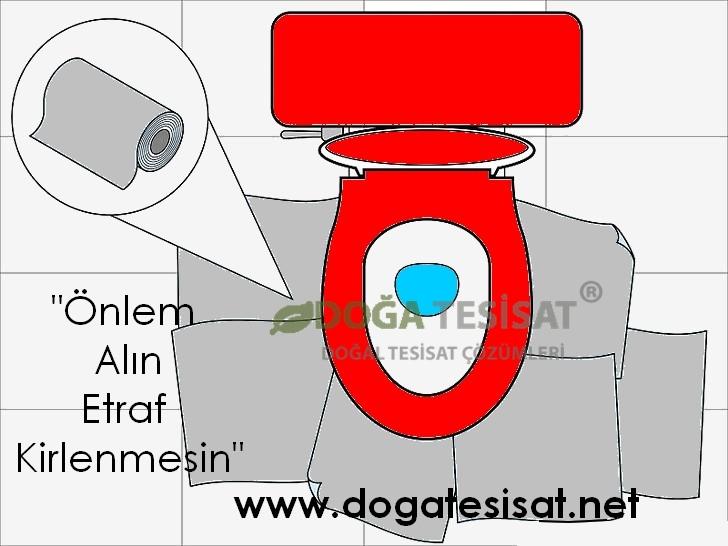tuvalet tıkanıklığı açma evde nasıl yapılır