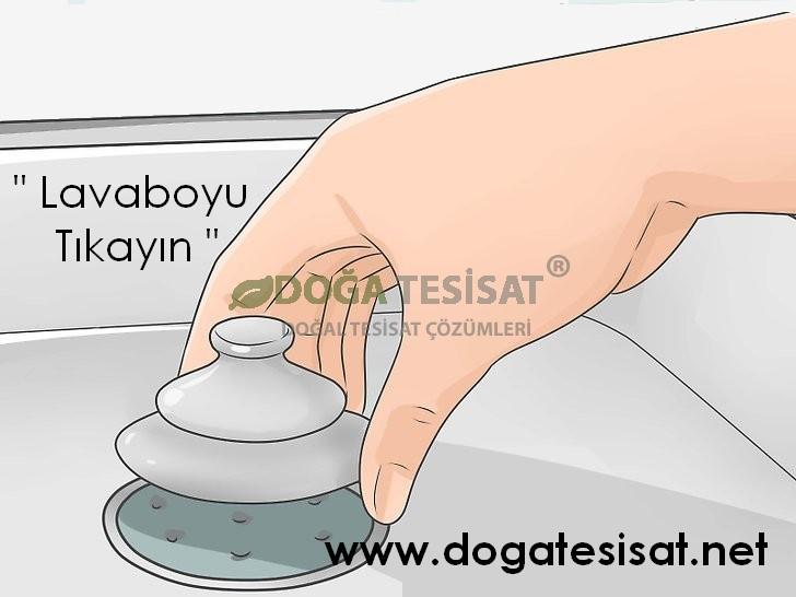 sirke ve tuz ile lavabo tıkanıklığı açma